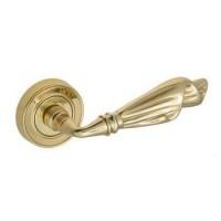 Дверная ручка Venezia Opera D6 полированная латунь