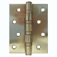 Дверные карточные петли Vantage / Вантаж 4BB-SB матовое золото