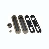 Межкомнатная дверная ручка-купе Vantage / Вантаж SDN-01MAB бронза