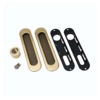 Межкомнатная дверная ручка-купе Vantage / Вантаж SDN-01SB матовое золото