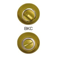 Сантехническая завертка Vantage / Вантаж BKC матовое золото